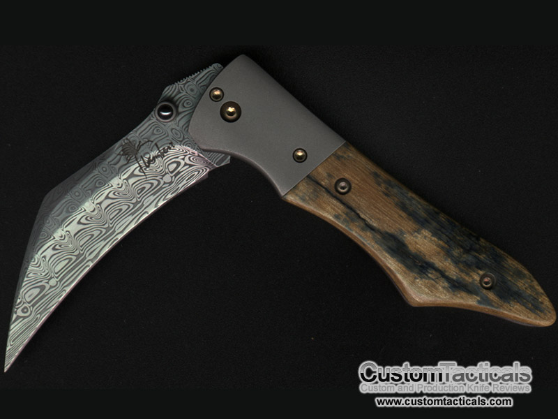 Mammoth and Mastodon Ivory - Handle Materials Knife FAQ